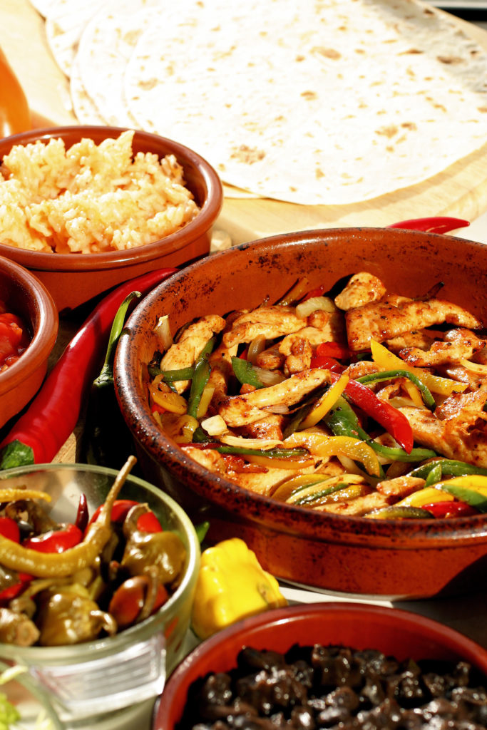 Mexican chicken dish